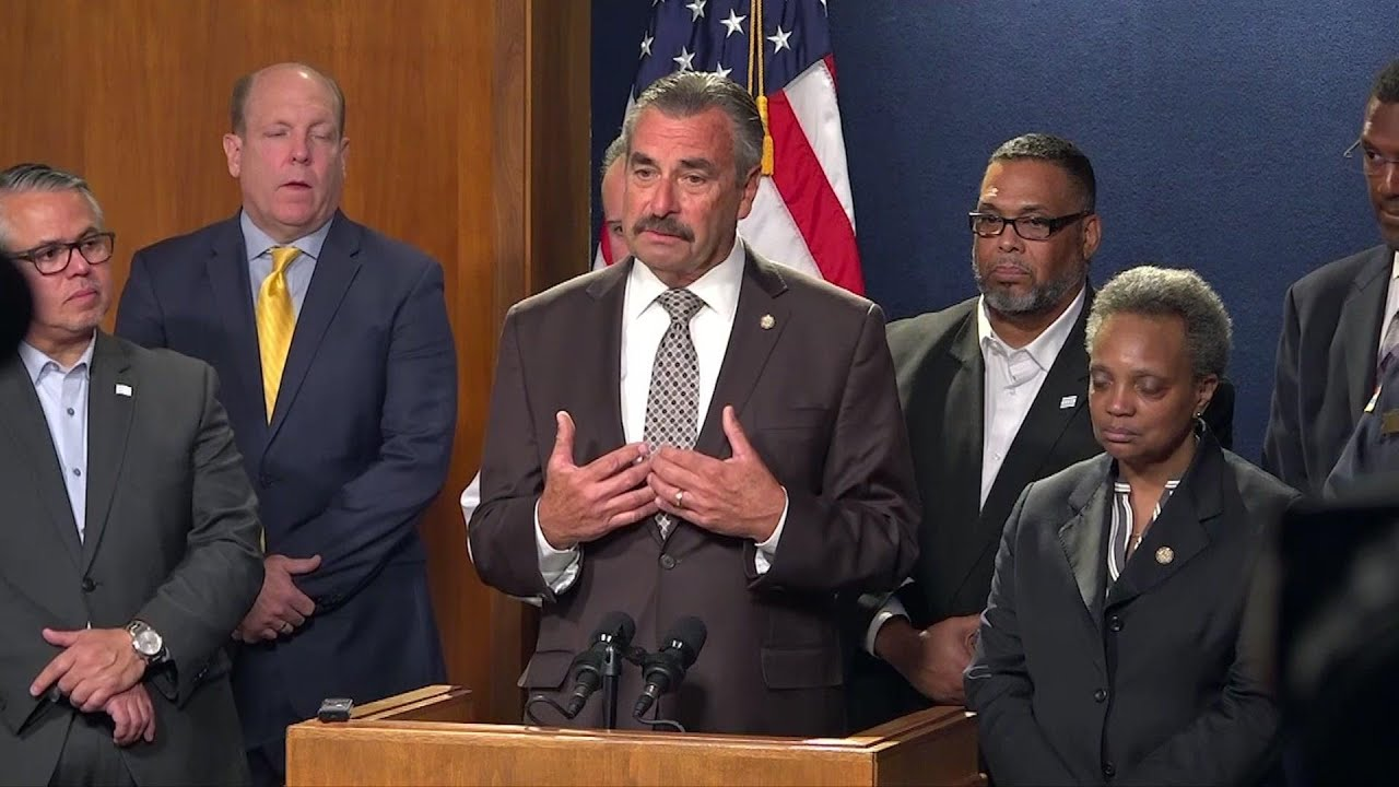Download Former LA police chief named interim in Chicago