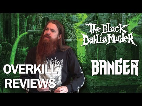 THE BLACK DAHLIA MURDER Verminous Album Review | Overkill Reviews episode thumbnail