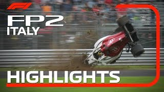 2018 Italian Grand Prix: FP2 Highlights