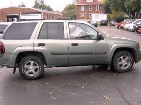 2008 Chevrolet TrailBlazer Fleet w/2FL @ Thoroughbred Ford B - YouTube