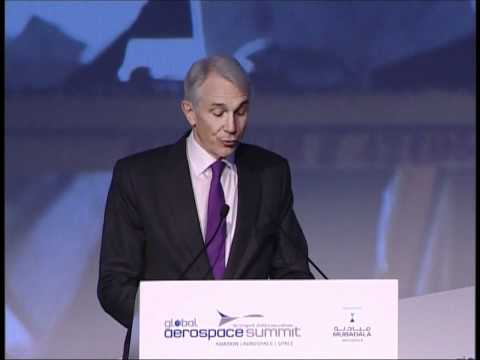 Tony Tyler's Welcome Address Global Aerospace Summit 16th April 2012