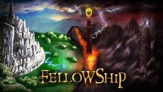 finale   battle for helms deep minecraft lord of the rings fellowship