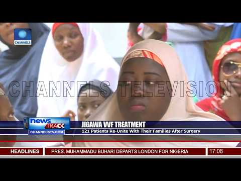 121 Jigawa VVF Patients Re Unite With Families After Surgery
