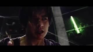Бой Джина и Маршала Ло (фильм Tekken)