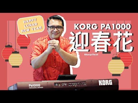 Korg Pa700 Styles