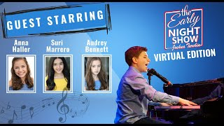 S3 Ep13 Frozen Broadway episode w Broadway Frozen's Audrey Bennett,  Suri Marrero, Anna Rae Haller