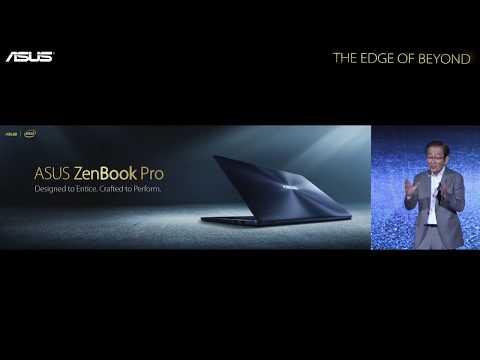 ASUS ZenBook Pro | ASUS Computex 2017