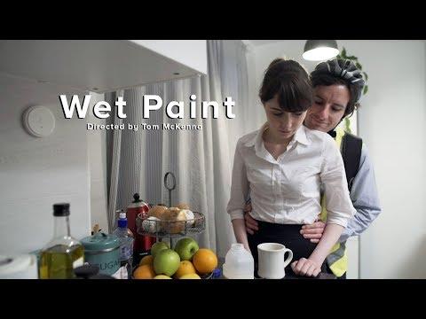 Wet Paint (2017) // Short Film