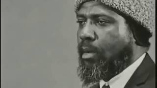 YouTube動画:Thelonious Monk Quartet Live In 66 Norway & Denmark concerts