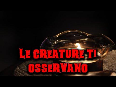 Creepypasta - Le creature ti osservano (Feat. Orobic bg)