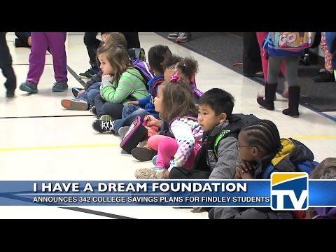 Findley Scholars Make Down Payment on Dreams