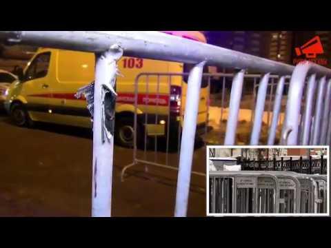 Жители Мичуринского 30Б о ночном штурме в Москве