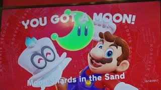Super Mario Odyssey Demo% Speedrun in 5:28.05