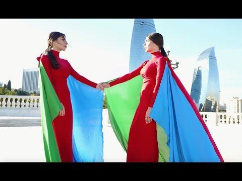 Sevil Sevinc - Azərbaycan Bayrağı