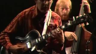 Daniel Humair - Jim Hall - Attila Zoller - Red Mitchell: BLUES IN THE CLOSET