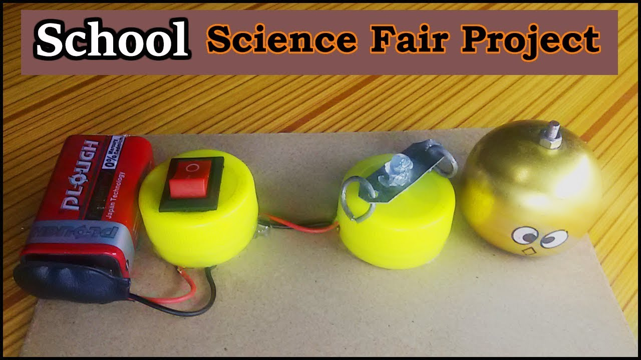 science fair projects for 8th grade | science projects for class 8