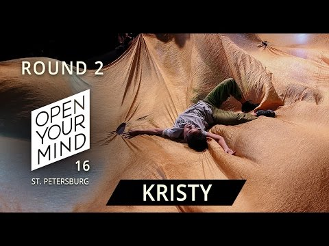 KRISTY | ROUND 2 | OPEN YOUR MIND 16 SPB | Experimental dance