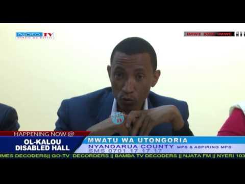 Mwatu wa utongoria Nyandarua county prt 2