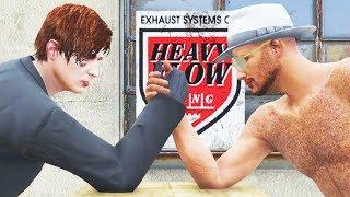 So verkrampft man seine Finger mit GTA Online!