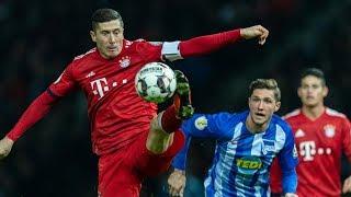 DFB-Pokal Achtelfinale: Top 5 Vorlagen