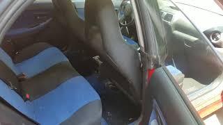 2005 Sti interior quick detail