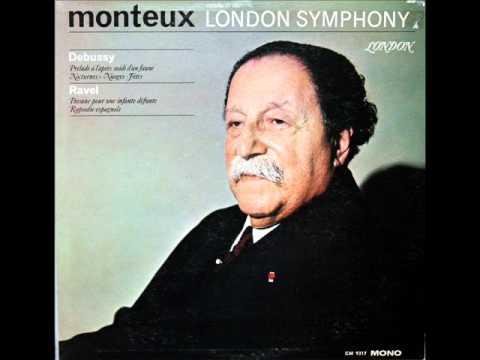 Debussy / Pierre Monteux: Prelude a l'apres-midi d'un Faune - 1961 Performance, LSO