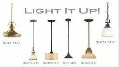 Hanging Lamp Kit Home Depot