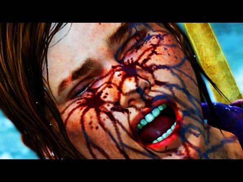 The Last Of Us Remastered: Full Death Montage(18+) PS4