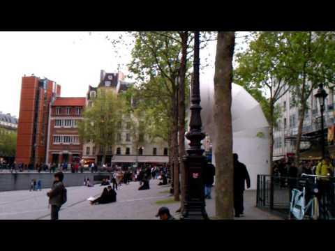 Paris France: Centre Georges Pompidou