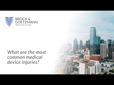 what-are-the-most-common-medical-device-injuries?