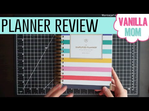 Shocking image with regard to simplified planner reviews