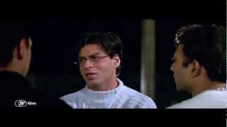 The Most Romantic Dialogues of Bollywood(mohabbatein)