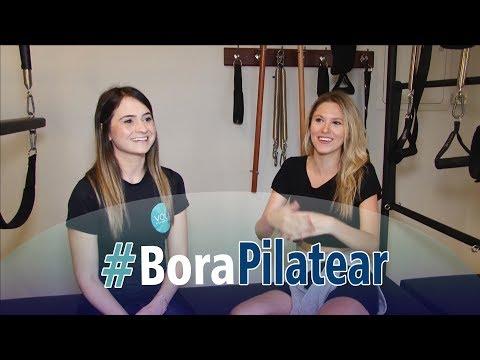 Aula de pilates para iniciantes - Marcella Contursi Voll Studio Pilates