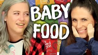 Video Disgusting Baby Food Taste Test (Cheat Day) download MP3, 3GP, MP4, WEBM, AVI, FLV Januari 2018