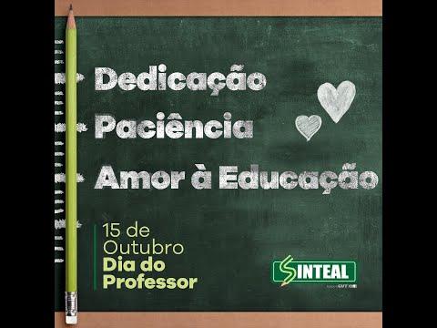 15 de Outubro - Dia do Professor
