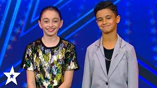 WAIT FOR IT! Kid Dancers Put A SPIN on Classical Dance | Got Talent Global