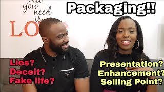 THIS THING CALLED PACKAGING //AYOPE DISCUSSION