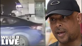 Detroit Cops Busted For Fleeing From Drive By Shooting They Witnessed