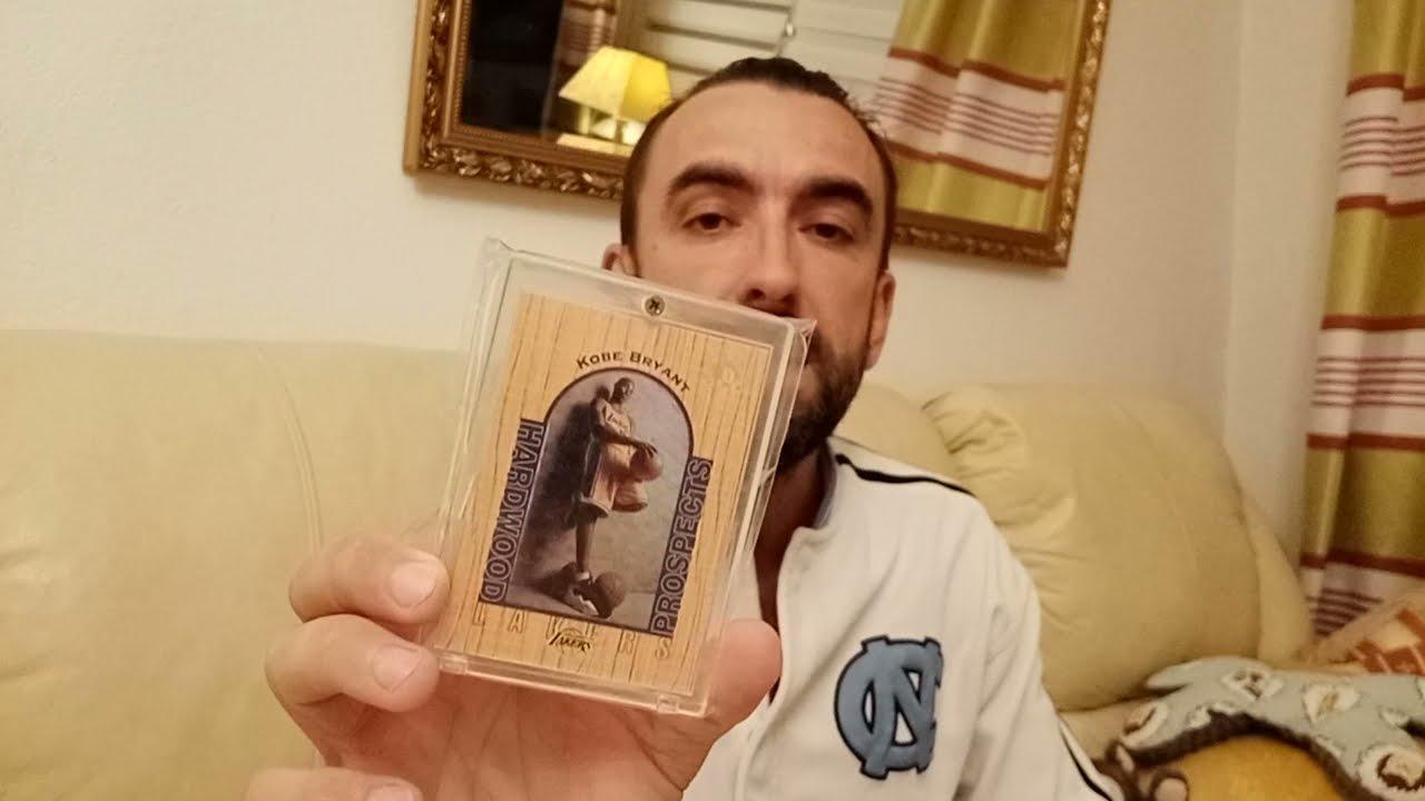 Wieviel €€€€ sind meine Kobe Bryant Rookie Karten wert? [TRADING CARDS 1st GRADING]