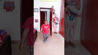 FUNNY PRANK Try not to laugh NERF Super soaker ? alien ghost MONSTER #shorts comedy 3am USA tik tok