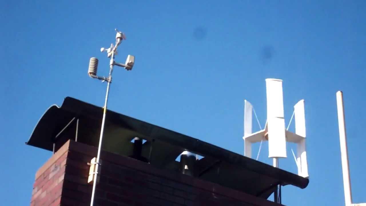 vertikale windkraftanlage f r haus gewerbe youtube. Black Bedroom Furniture Sets. Home Design Ideas
