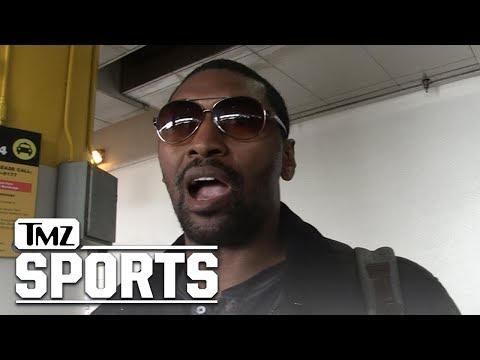 Metta World Peace: I Can Ease Tensions with N. Korea! | TMZ Sports
