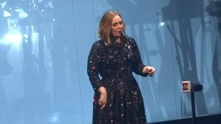Adele - Water Under The Bridge (07/03/16 Manchester)