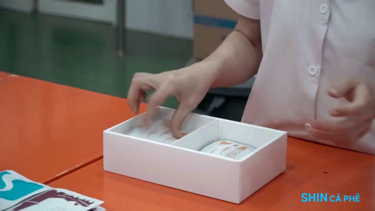 Shincafe  Chất lượng sản phẩm sinh ra từ trang trại đến nhà máy