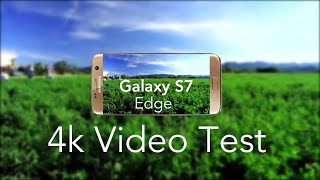 ... ! hey guys, in this video i'll be showing you some unedited sample 4k form the samsung galaxy s7 edge. t...