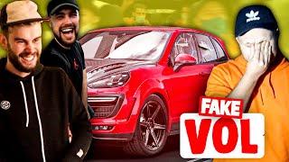On vole la voiture de @Doc Jazy (feat. @LeBouseuh @Valouzz ) - Prank
