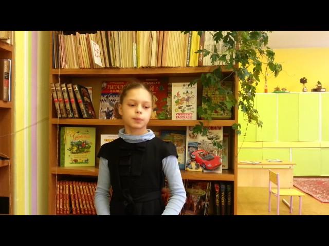 Изображение предпросмотра прочтения – МарияПикулева читает произведение «Лжец» И.А.Крылова