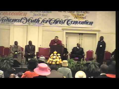 WOTCC Holy Convocation 2013 - Bishop Ron Carter (Singing)