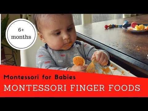 Ten Surprisingly Simple Finger Foods to Offer your Baby