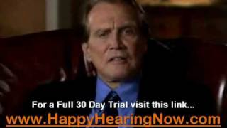 Lee Majors Bionic Hearing Aid Review - 30 Day Full Trial!